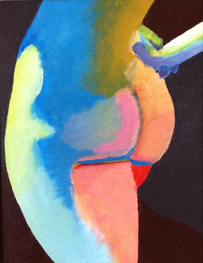 Nude, No. 1 (2012)